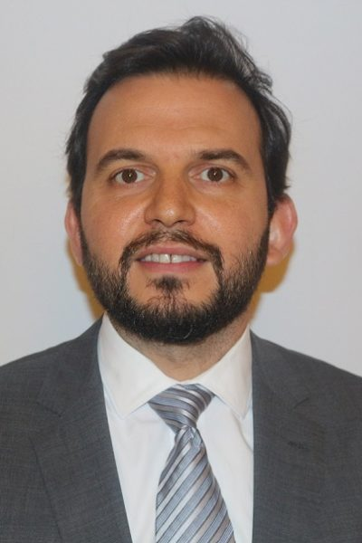 Majid Mneymneh, Vice President- Higher Education and Corporate